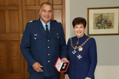 Mr Lehi Hohaia, of Rotorua, QSM for services to the New Zealand Police and Māori