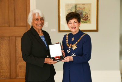 Mrs Aseta Redican, of Auckland, MNZM for services to health and Pacific peoples
