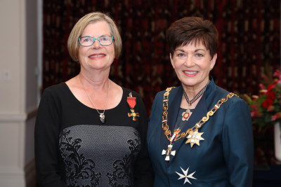Ms Scilla Askew, of Featherston, ONZM for services to music