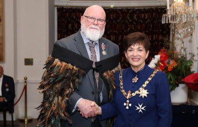 Mr Trevor McGlinchey, of Christchurch, QSM for services to Māori and the community