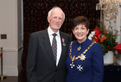 Mr Terry Roche, of Wellington, QSM for services to the community