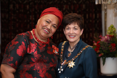 Tofilau Bernadette Pereira, of Auckland, MNZM for services to the Pacific community and women