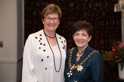 Mrs Robyn Bisset, of Christchurch, QSM for services to the community