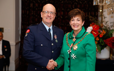Mr Ewan Mason, of Ranfurly, QSM for services to Fire and Emergency New Zealand and the community