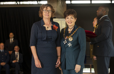Image of Dr Jan Gregor, of Christchurch, ONZM, for services to water safety and public health