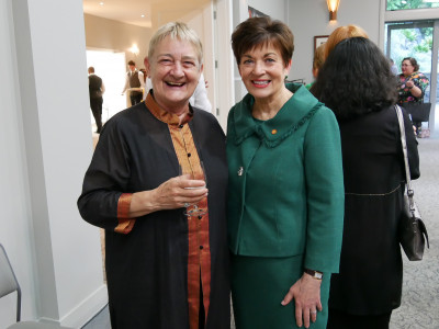 Image of Dame Patsy and Dame Marilyn Waring
