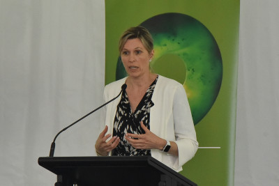 Jo Hendy, Chief Executive of the Climate Change Commission
