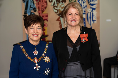 Image of Ms Sheena Cameron, of Auckland, MNZM, for services to education