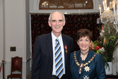 Image of Professor Jonathan Boston, of Wellington, ONZM, for services to public and social policy