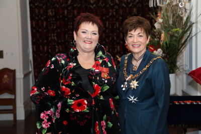 Image of Ms Colleen Upton, of Upper Hutt, ONZM, for services to the plumbing and gasfitting industry and women