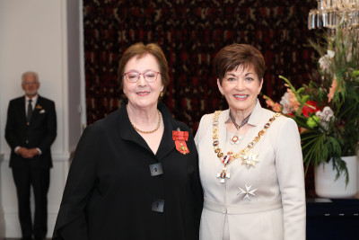 Image of Ms Brenda Pilott, of Wellington, ONZM, for services to social and public service sectors