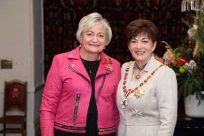 Mrs Jan Barnes, of Mount Maunganui, MNZM for services to local government and the community