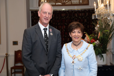 Mr Stuart Paterson, of Ranfurly, QSM, for services to the community