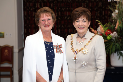 Mrs Carol Charman, of Napier, QSM for services to youth and people with intellectual disabilities
