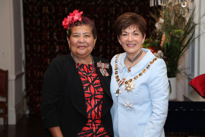 Image of Ms Hellen Puhipuhi, of Whanganui, QSM, for services to the Pacific community and education