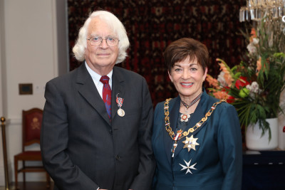 Mr Peter Goodbehere, Dame Patsy Reddy