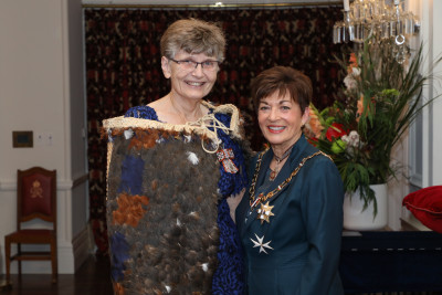 Dr Judith Roberta Lowes, Dame Patsy Reddy