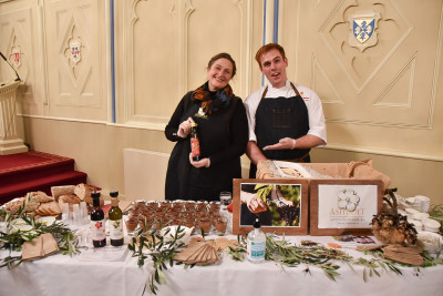 Image of Ashbolt Farm - suppliers at the roaming supper