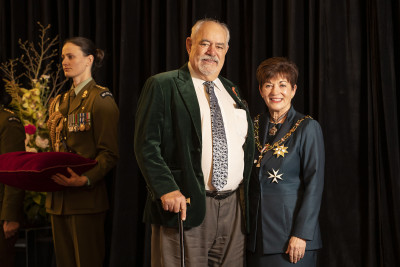 Image of Mr Patrick O'Connor, of Christchurch, MNZM, for services to migrant communities and education