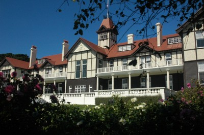 Government House (north).