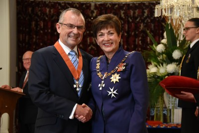 Sir Brian Roche, of Wellington, KNZM for services to the State and business.