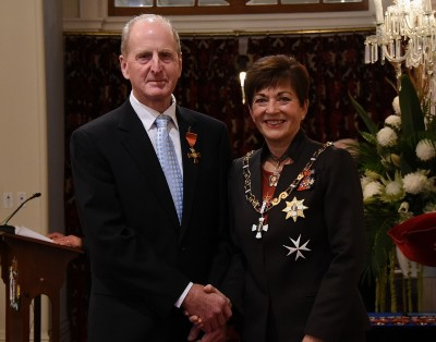 Ross Paterson, of Tauranga, ONZM for services to local government.