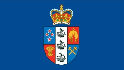 The Governor-General's flag.