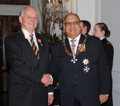Roger Taylor, Nelson, MNZM.