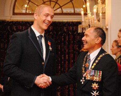George Spencer Bridgewater, UK, MNZM, for services to rowing.