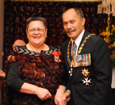 Vera Wilson, Ohakune, MNZM, for services to Māori, music and the community.