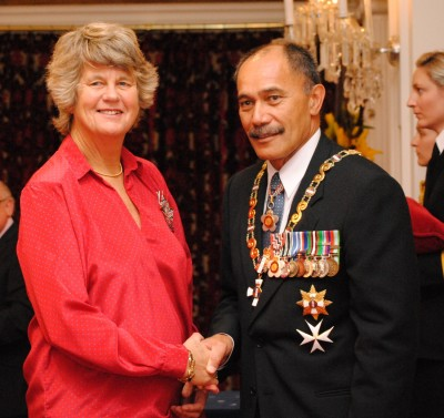 Carol Quirk, Opotiki, QSM, for services to surf life saving.