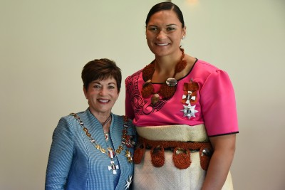 Dame Valerie Adams, of Auckland, DNZM, for services to athletics.
