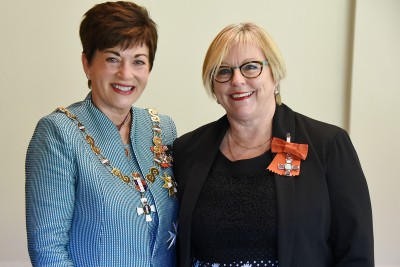 Jill Corkin, of Mangawhai, MNZM, for services to education.